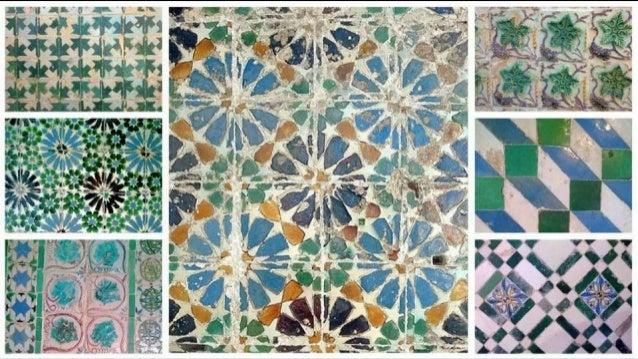 Knitting Patterns from Portuguese Tesselations, Beagle 2014 Slide 3