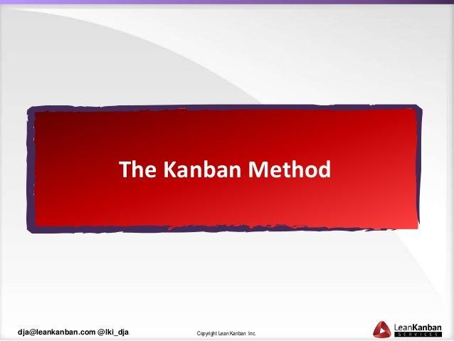 Patterns of Kanban Maturity Slide 2