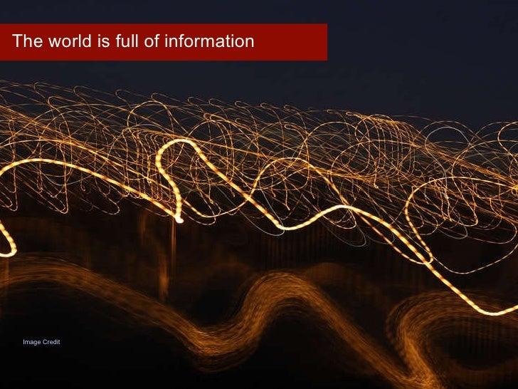 Patterns of Interest - ISWAR Seoul 2010 Slide 2