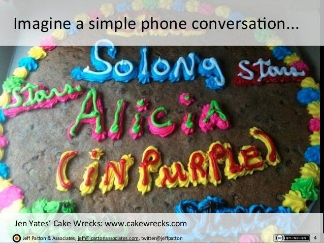 Jeff  Pa'on  &  Associates,  jeff@jpa'onassociates.com,  twi'er@jeffpa'on Imagine  a  simple  phone  conver...