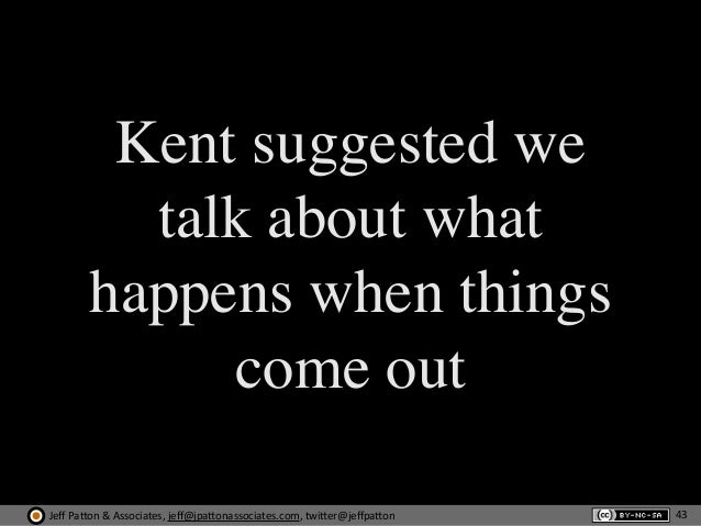 Jeff  Pa'on  &  Associates,  jeff@jpa'onassociates.com,  twi'er@jeffpa'on Kent suggested we talk about what happens...