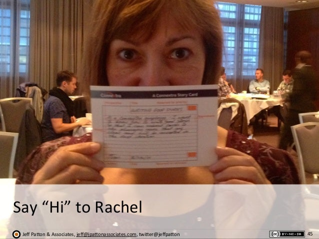 "Jeff  Pa'on  &  Associates,  jeff@jpa'onassociates.com,  twi'er@jeffpa'on Say  ""Hi""  to  Rachel 45"