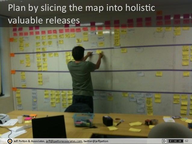 Jeff  Pa'on  &  Associates,  jeff@jpa'onassociates.com,  twi'er@jeffpa'on Plan  by  slicing  the  map  in...