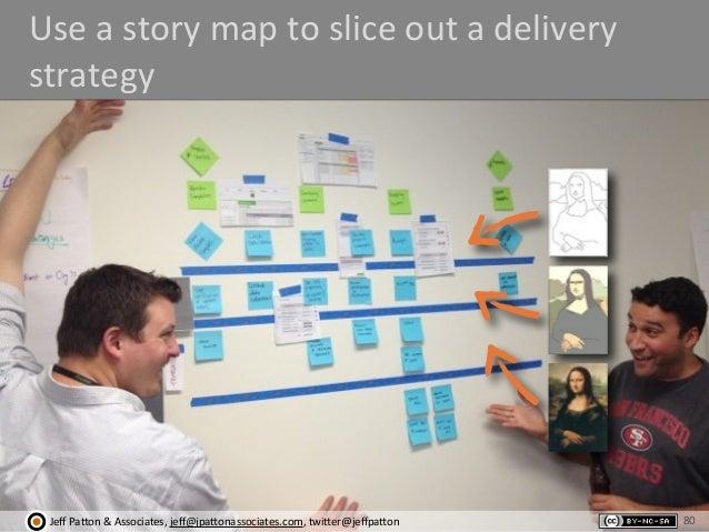 Jeff  Pa'on  &  Associates,  jeff@jpa'onassociates.com,  twi'er@jeffpa'on Use  a  story  map  to  slice ...