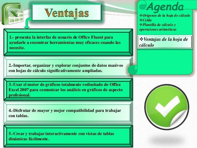1.- presenta la interfaz de usuario de Office Fluent para  ayudarle a encontrar herramientas muy eficaces cuando las  nece...
