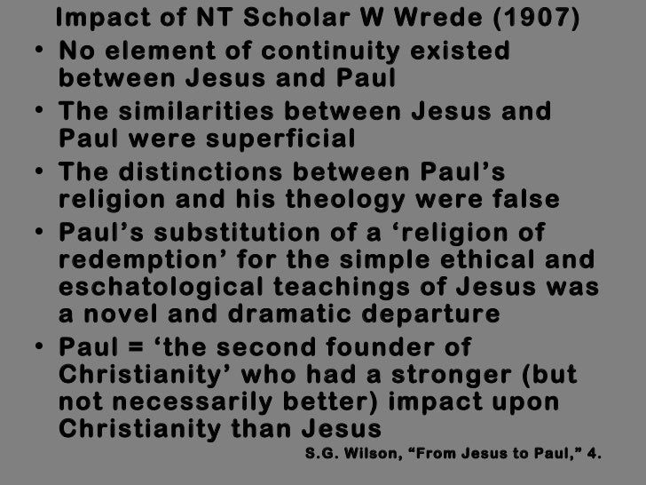 paul ethical teachings The foundation of pauline ethics the language of this passage reflects the cosmic idiom of colossian christology i would contend that the genius of paul's ethical teaching is not the various codes he provides to describe the moral life they contain nothing new.