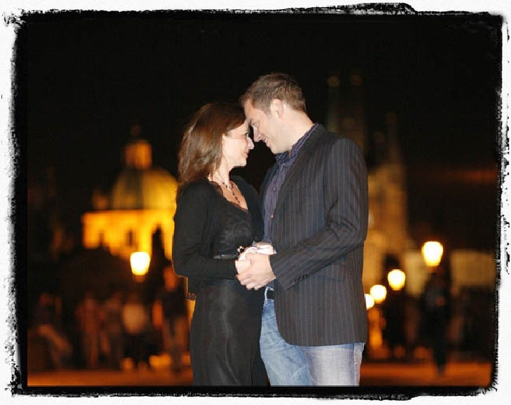 Paul & Claire: A wedding proposal In Prague