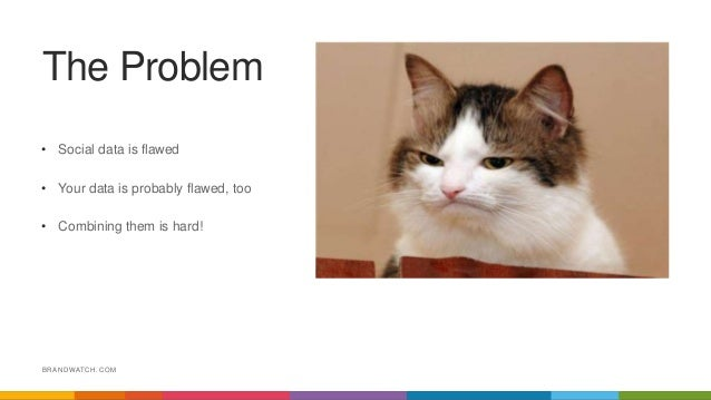 Social CMI: Social data in context Slide 3