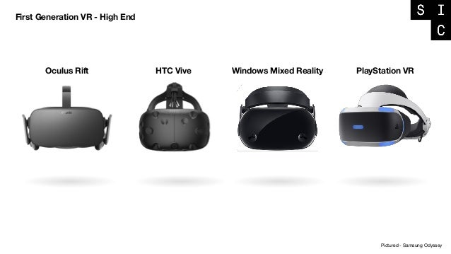 Virtual Reality and Augmented Reality Aren't Dead: They're Pining For…