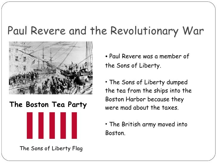 memoirs paul revere essays Josh patterson mr eggers history 9, period 7 september 29, 2009 paul revere's ride paul revere was a silversmith before the revolutionary war broke out he was born in late december, 1734.