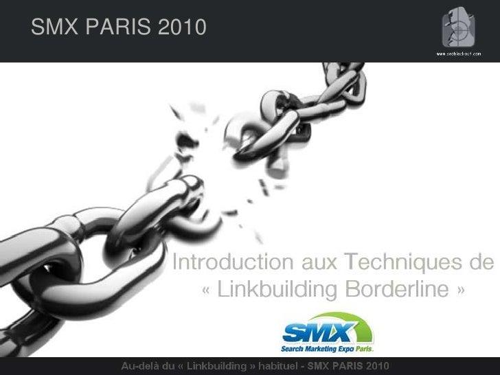 SMX PARIS 2010