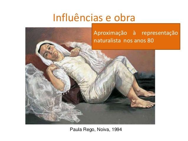 """Influências e obra Quadros de grandes dimensões O desenho é o ponto de partida Paula Rego. """"Inundação"""". 2002"""