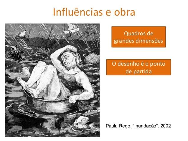 """Paula Rego. """"A Sofreguidão dos Peixes"""". 1985 Influências e obra Recordações de infância"""
