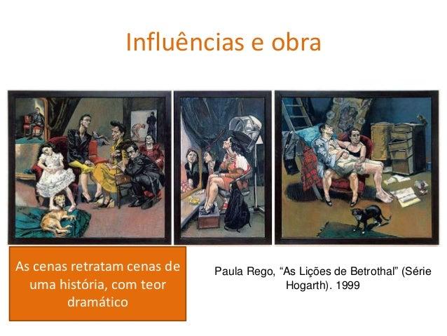 """Paula Rego, """"Casa de Celestina"""". 2001 Influências e obra Figuras grotescas, saídas de contos de fadas, tratadas de forma i..."""