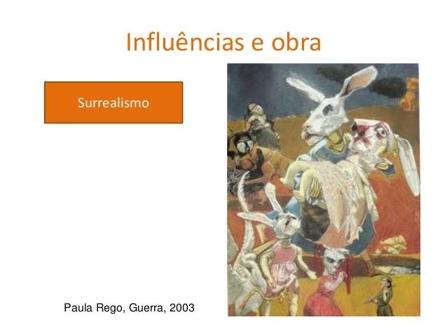 Paula Rego, Mulher Cão, 1994 Expressionismo Influências e obra
