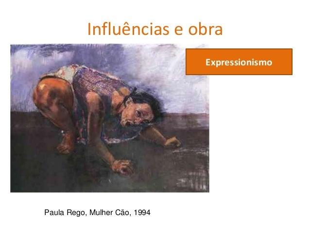 Paula Rego, Noiva, 1994 Aproximação à representação naturalista nos anos 80 Influências e obra