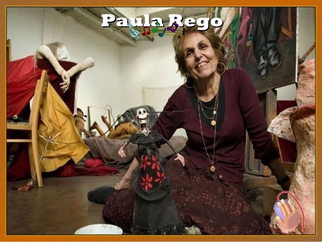 Paula RegoPaula Rego