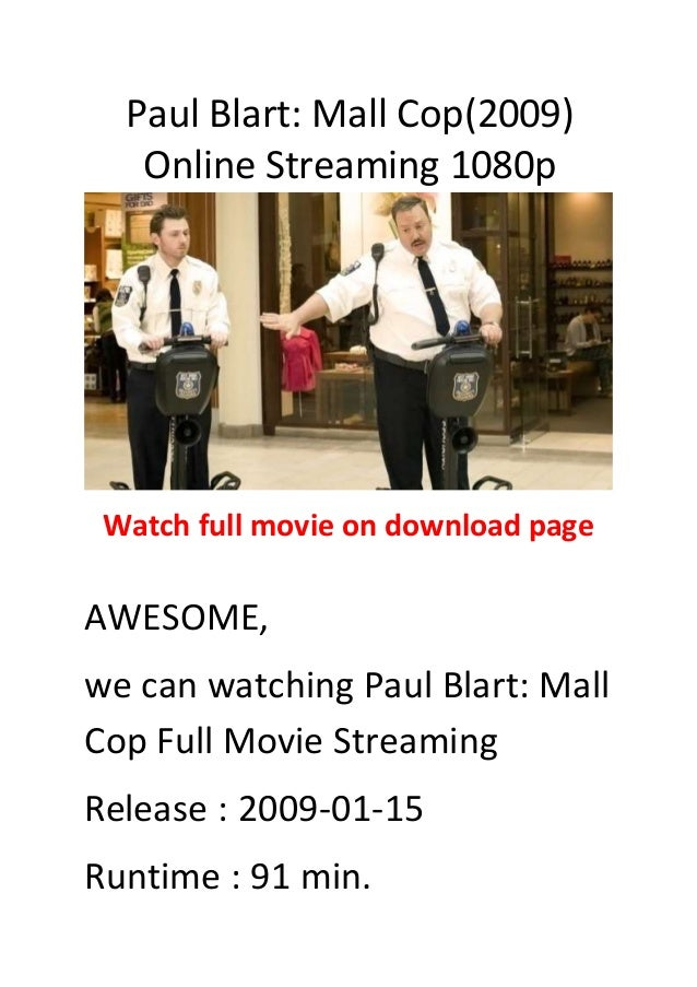 Paul Blart Mall Cop 2009 Top Action Comedy Movie