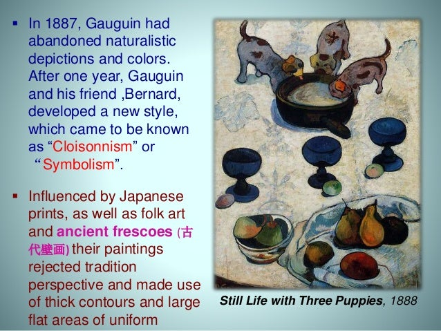 an introduction to the life and art of paul gauguin Biography of paul gauguin life paul gauguin was born in paris, france to journalist clovis gauguin and half-peruvian aline maria chazal, the daughter of proto-socialist leader flora tristan.