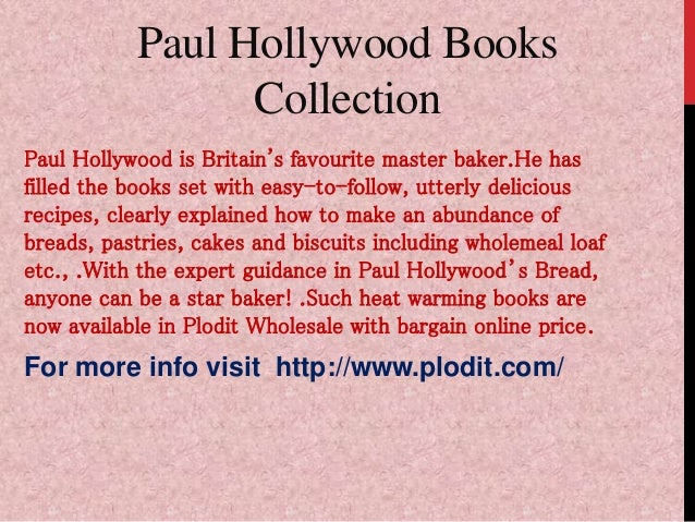 how to bake paul hollywood pdf download