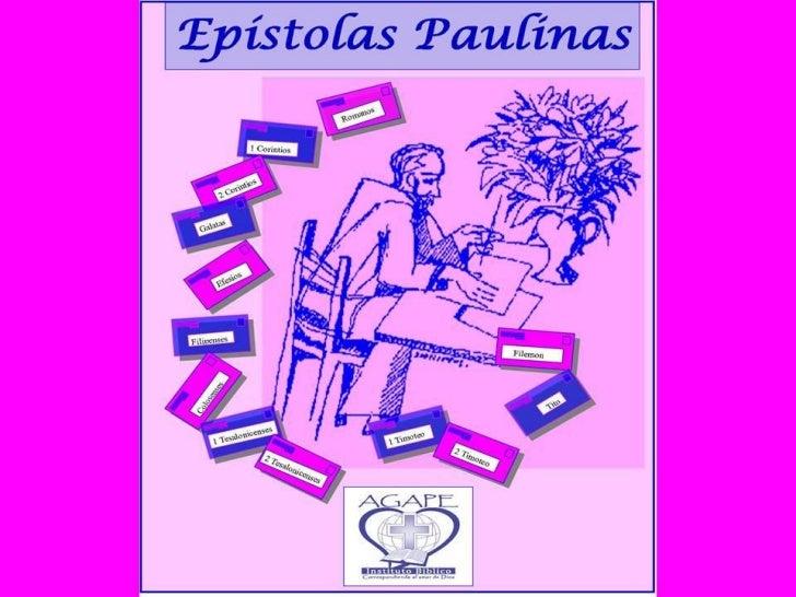 PLAN DE CURSO•   MATERIA: Epístolas Paulinas (Curso intensivo)•   FECHA: del ______ a _________•   HORAS X CLASE: ________...