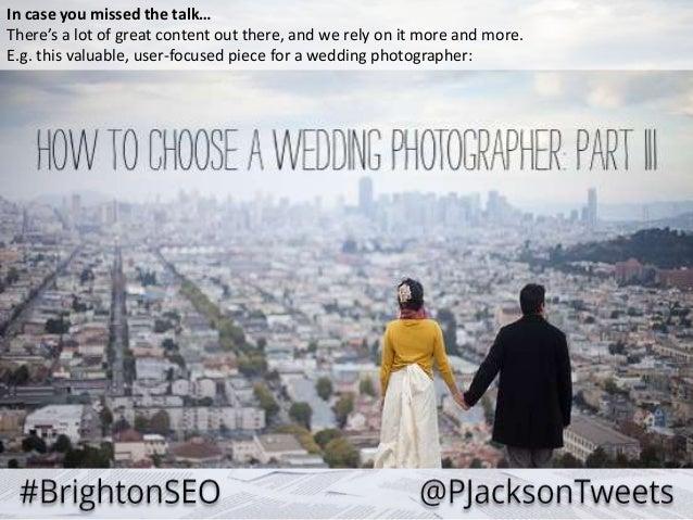 Content Marketing Strategy - Paul Jackson @ BrightonSEO Slide 2