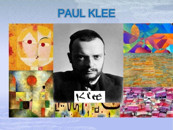 PAUL KLEE    <br />