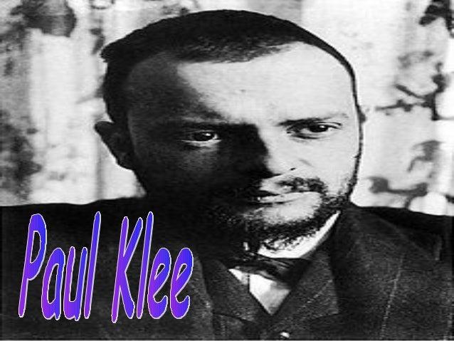 BiografiaBiografiaErnst Paul Klee,(Ernst Paul Klee,(MünchenbuchseeMünchenbuchsee,, 18 dicembre18 dicembre18791879 –– Mural...