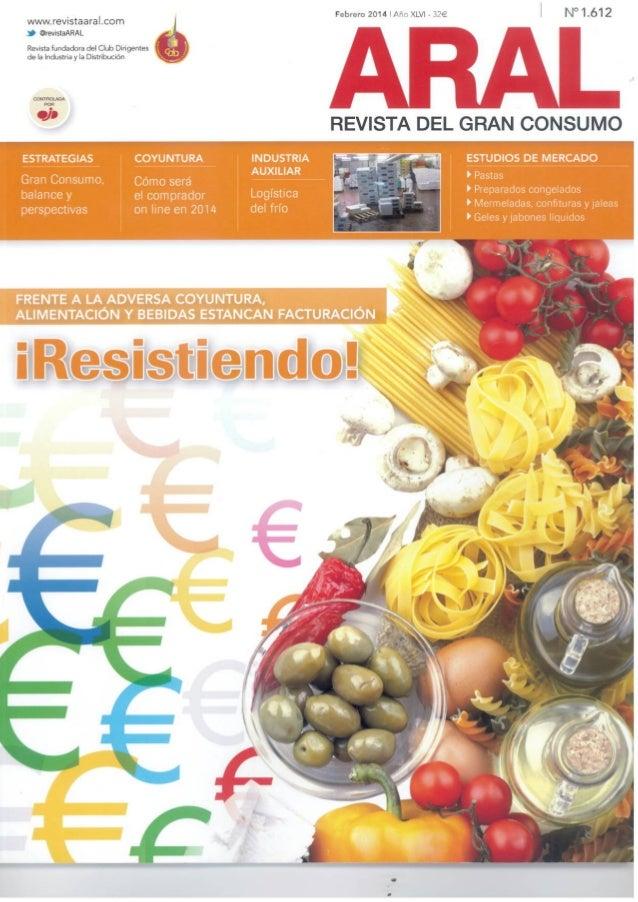 Paul Kortenoever Interview Aral No 1612 February 2014 Market Study Jams & Marmalades
