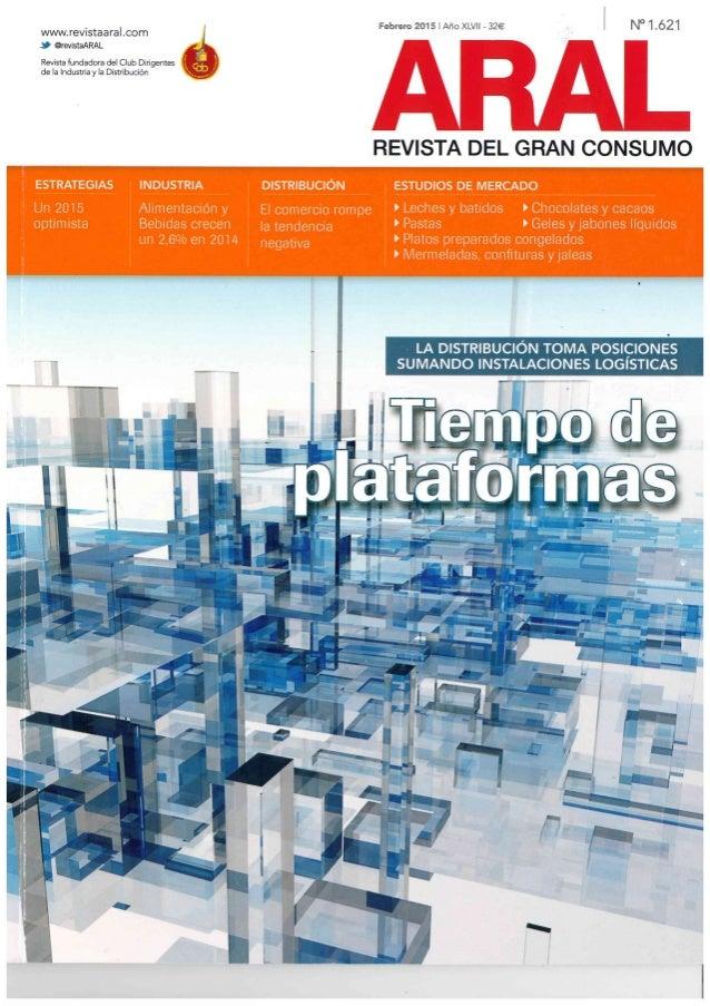 . Febrero 2015 I Afio XLVII — 32e N° 1.621 www. revIstaaraI. com  _ @revistaAR/ -L  Revista fundadora del Club Dirigentes d...