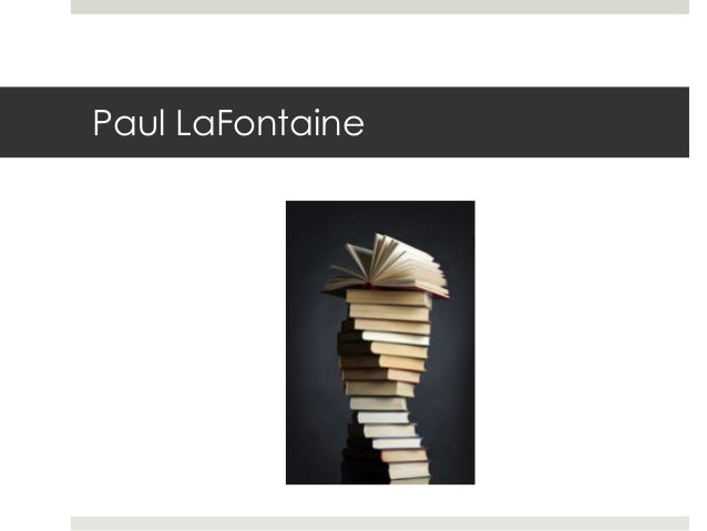 Paul LaFontaine