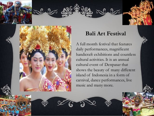 A full month festival that features daily performances, magnificent handicraft exhibitions and countless cultural activiti...