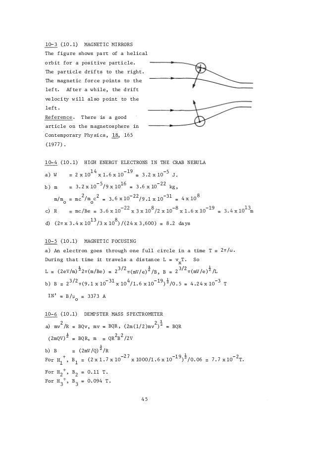 Paul lorrain] solutions_manual_for_electromagneti(bookos org)