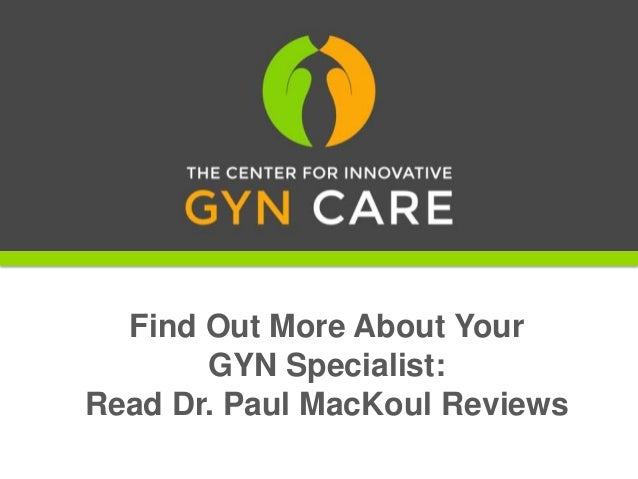 Paul MacKoul Reviews Slide 2