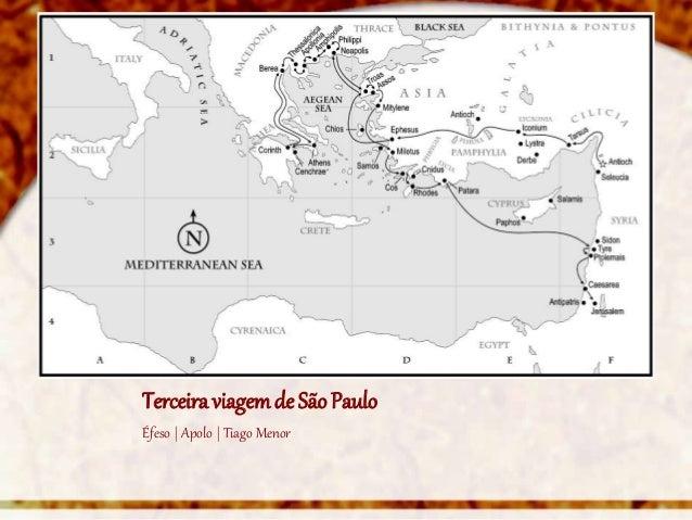 Terceira viagem de São PauloÉfeso | Apolo | Tiago Menor