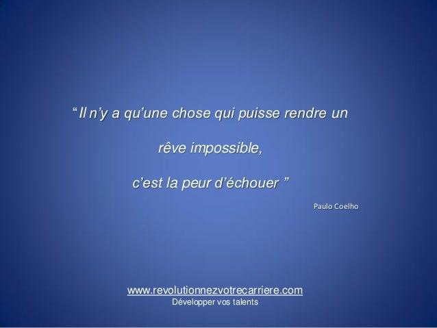 Paulo Coelho Revolutionnezvotrecarriere Com