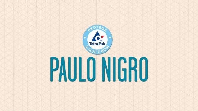 Paulo Nigro - Tetrapak