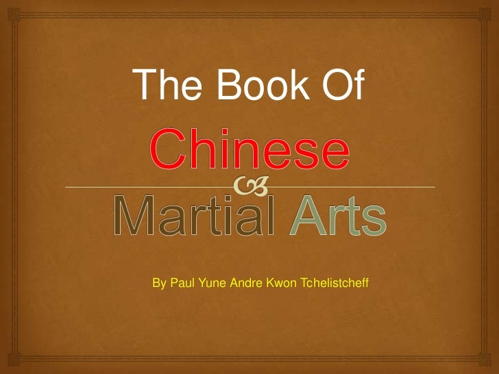 The Book OfBy Paul Yune Andre Kwon Tchelistcheff