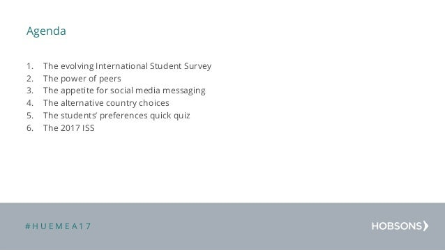 International And Eu Students Initial Insights From The Internationa
