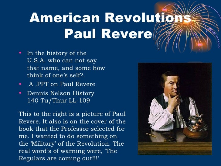 Paul Fussell Quote Exploration Belongs To The: Paul Revere
