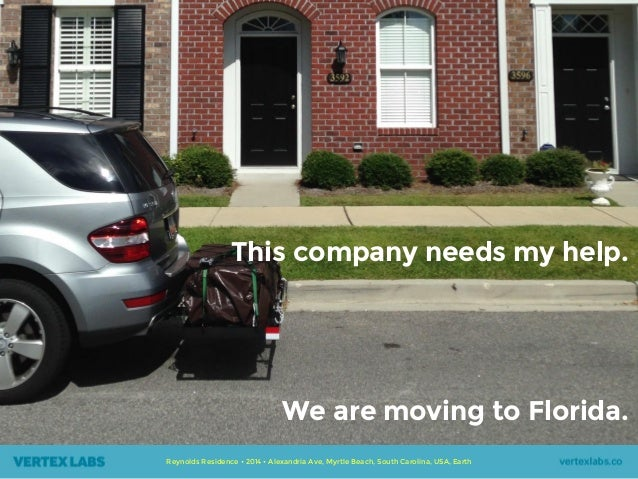 Reynolds Residence • 2014 • Alexandria Ave, Myrtle Beach, South Carolina, USA, Earth This company needs my help. We are mo...