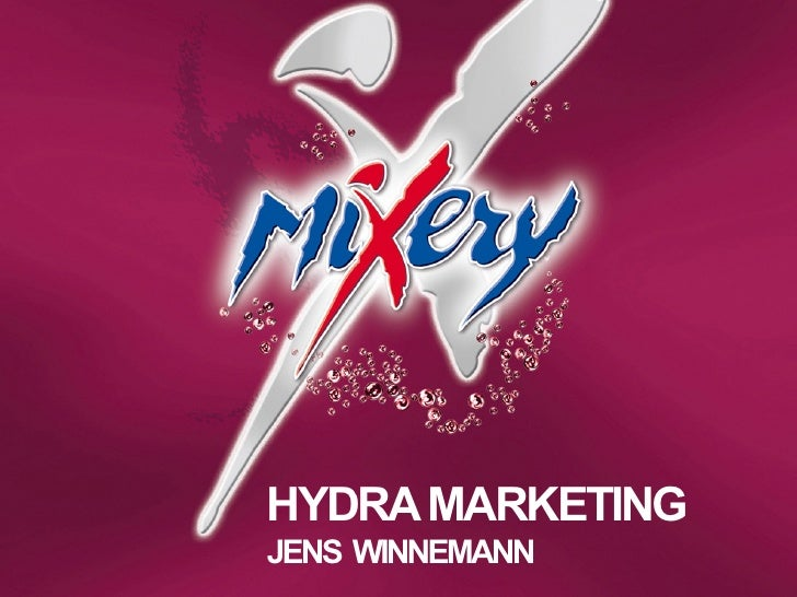 HYDRA MARKETING JENS WINNEMANN