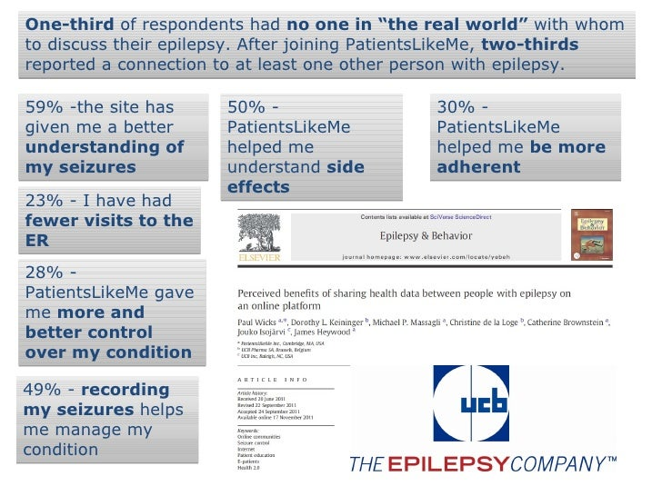 """patientslikeme the founding story Continue reading the main story advertisement continue reading the main story  patientslikeme is one of many sites that promote the idea of the """"e-patient,"""" a health consumer empowered by ."""