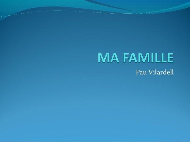 Pau Vilardell