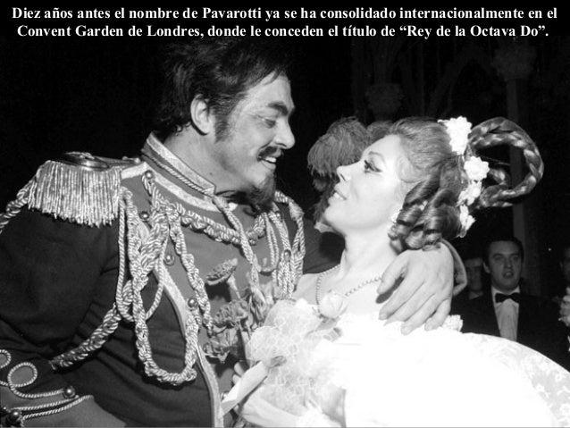 Él es el primero en concebir la ópera como un espectáculo de masas. Aún se recuerdan sus actuaciones en el Hyde Park de Lo...