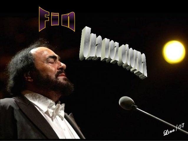 Pavarotti el grande