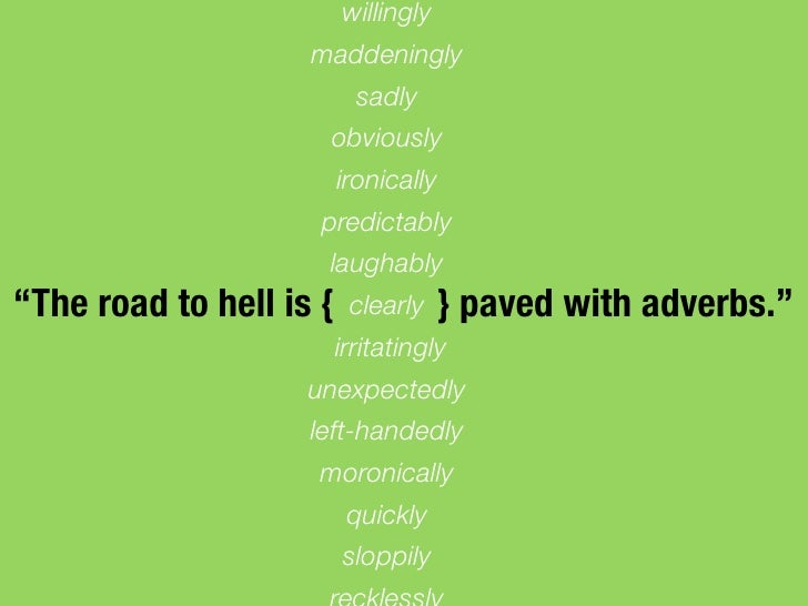 Road To Hell Is Paved With Good Intentions Essay Contests - image 10