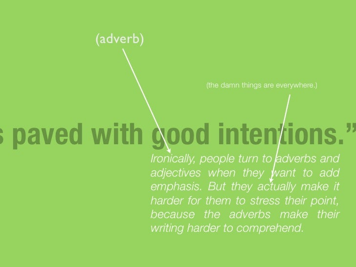 Road To Hell Is Paved With Good Intentions Essay Contests img-1