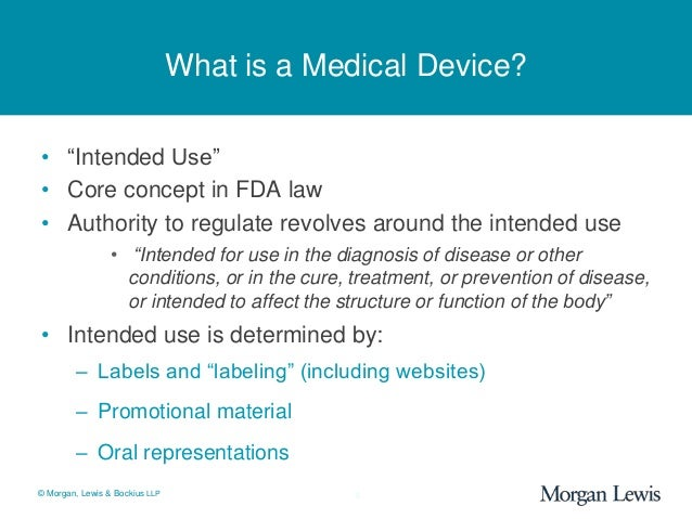 Fda Regulations And Telehealth Devices Networks And