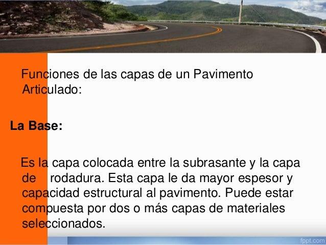 Pavimentos clases   2014- l